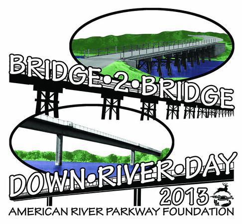 BRIDGE 2 BRIDGE DOWN RIVER DAY 2013
