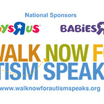 WALK FOR AUTISM 2013