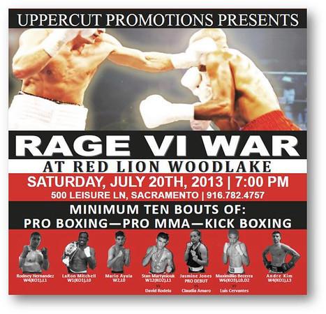 RAGE WAR 6