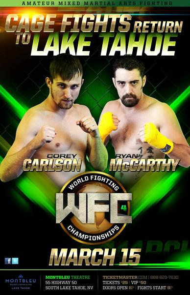 WORLD FIGHTING CHAMPIONSHIP WFC-4