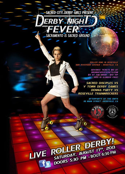 DERBY NIGHT FEVER